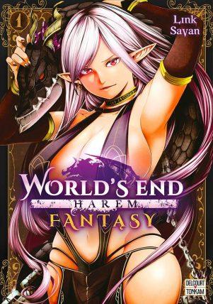 World's end harem: Fantasy T.01 | 9782413026280