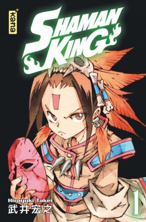 Shaman King - Star ed. T.01 | 9782505084853