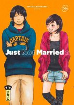 Just not married T.01 | 9782505076810