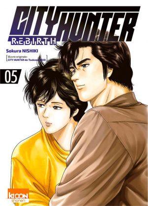 City Hunter - Rebirth  T.05   9791032705872