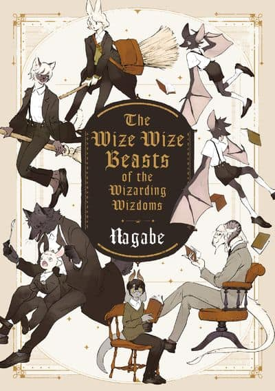 Wize wize beasts of the wizarding wizdoms (The) | 9782372874885