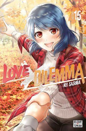 Love x Dilemma  T.15 | 9782413026488