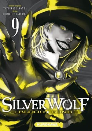 Silver Wolf  T.09 | 9782368529553