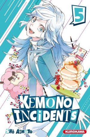 Kemono incidents T.05 | 9782368529058