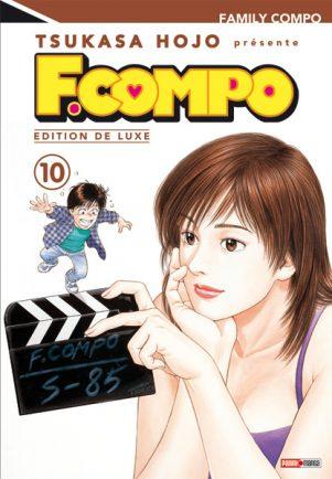 Family Compo - NE Deluxe T.10 | 9782809485967