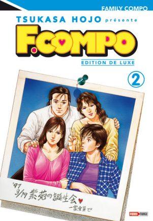 Family Compo - NE Deluxe T.02 | 9782809485882