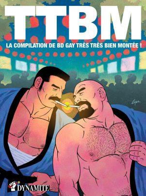 TTBM, la compilation de BD gay tres tres bien montee T.01   9782362345074