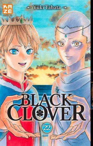 Black Clover T.22   9782820337726