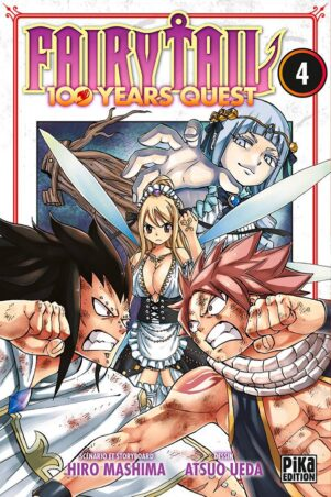 Fairy tail - 100 years quest  T.04   9782811652319