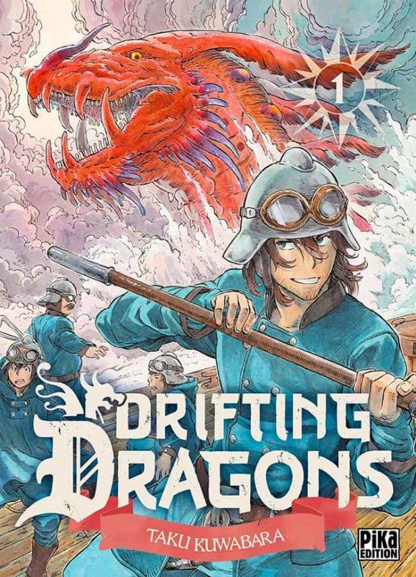 Drifting Dragons  T.01   9782811636180