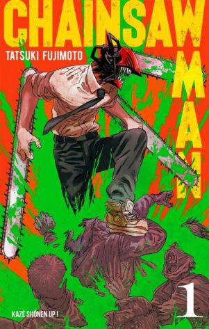 Chainsaw Man T.01 | 9782820337825