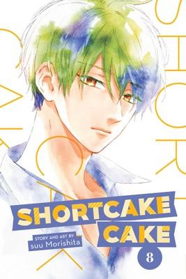 Shortcake Cake (EN) T.08   9781974708253