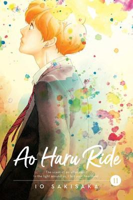 Ao Haru Ride (EN) T.11   9781974708215