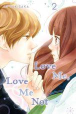 Love me, love me not (EN) T.02 | 9781974713103
