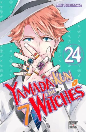 Yamada-Kun and the 7 Witches T.24   9782413013815