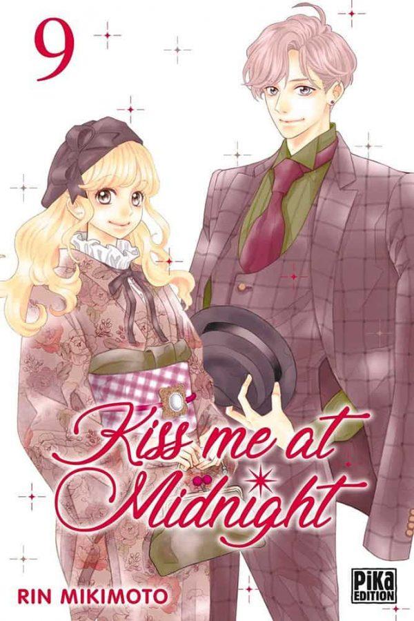 Kiss me at midnight  T.09   9782811654337