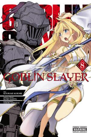 Goblin Slayer (EN) T.08 | 9781975313944
