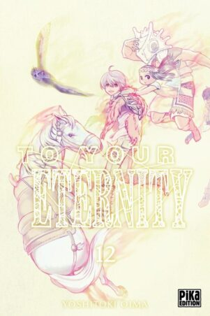 To your Eternity T.12   9782811653200