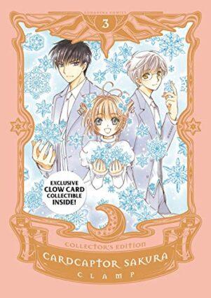 Cardcaptor Sakura - Collector ed. (EN)  T.03 | 9781632368669