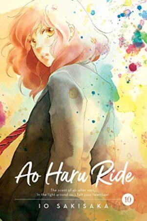 Ao Haru Ride (EN) T.10 - Pre order   9781974708208