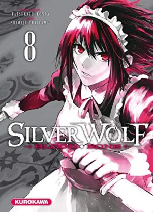 Silver Wolf  T.08 | 9782368527610