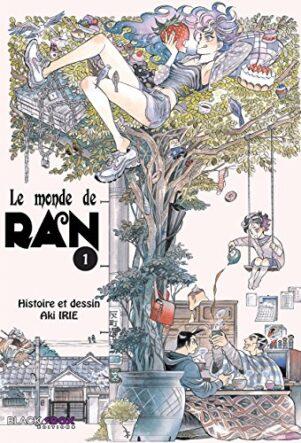 Monde de Ran (Le) T.01 | 9782374120256