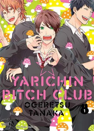 Yarichin bitch club  T.01   9782375060827