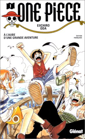 One Piece - Ed. blanche T.01   9782723433358