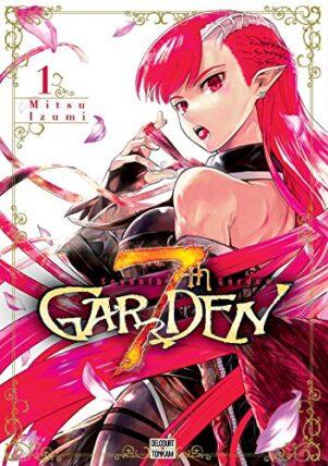 7th Garden  T.01 | 9782756078380