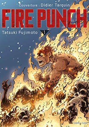 Fire Punch  T.01 - Variant Cover | 9782820333179