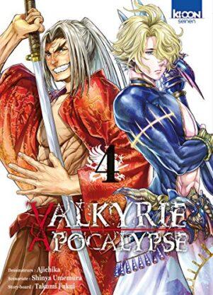 Valkyrie Apocalypse T.04   9791032706251