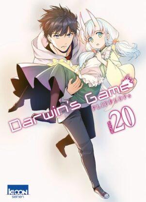 Darwin's game T.20   9791032706459