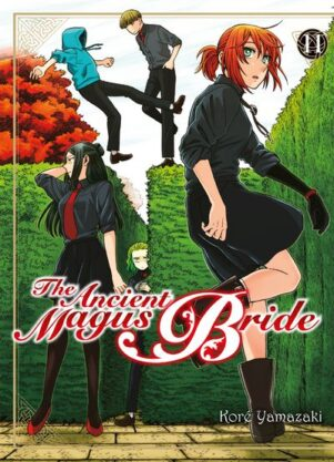 Ancient Magus Bride (The) T.11   9782372874533