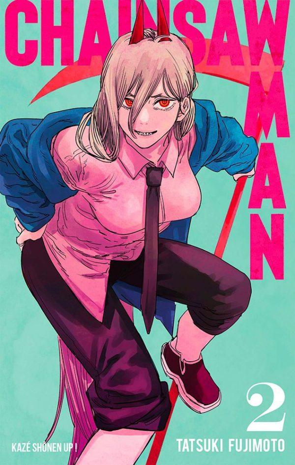 Chainsaw Man T.02   9782820338013