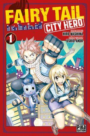 Fairy Tail - City Hero T.01   9782811650230