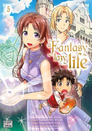 Fantasy Lazy Life (a) T.05 | 9782413026808