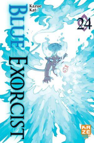 Blue exorcist T.24 | 9782820337924