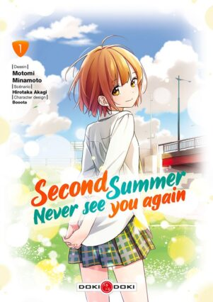 Second summer, never see you again T.01   9782818975411