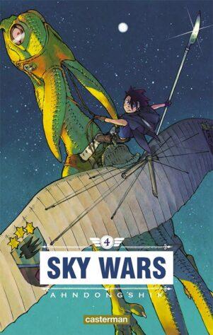 Sky wars  T.04 | 9782203185968