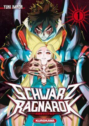 Schwarz Ragnarok T.01 | 9782368526699