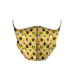 Masque ghibli Fashion edition - Modèle 2 | otkgd_mask_ghibli-fashion-edition_A249017_kz-20222