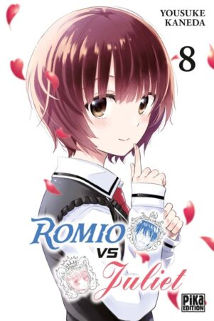 Romio vs Juliet  T.08   9782811654931