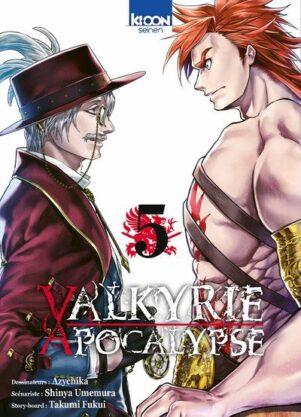 Valkyrie Apocalypse T.05   9791032706442