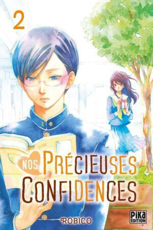 Nos precieuses confidences T.02 | 9782811653552