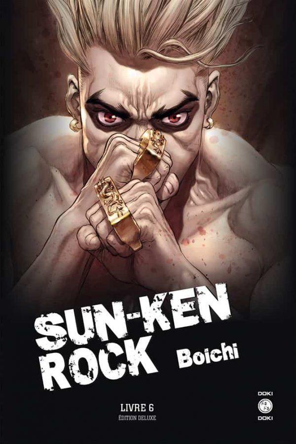 Sun ken Rock Édition deluxe T.05 | 9782818967447