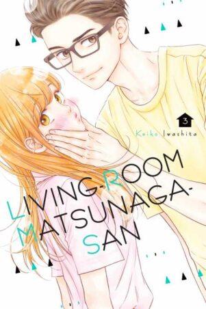 Living room matsunaga-san (EN) T.03 | 9781632369673