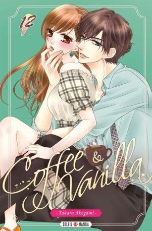 Coffee and Vanilla T.12 | 9782302083530