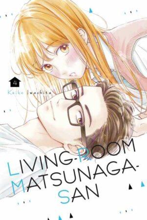 Living room matsunaga-san (EN) T.04 | 9781632369901