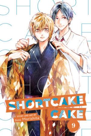 Shortcake Cake (EN) T.09   9781974708260