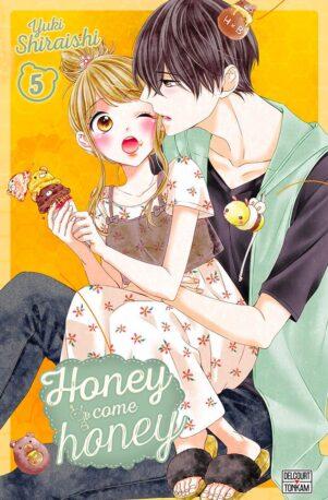 Honey come honey T.05   9782413028413